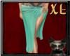 |LB|Teal Sarong XL
