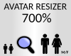 avatar resizer 700%