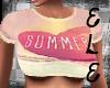 [Ele]Summer Sunset Crop