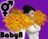 BA Autumn Leaves Collar