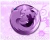 Purple Firefox