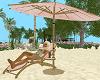 bamboo umbrella chair