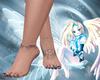 Angel Feet e
