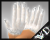 WD* Queen Wedding Gloves