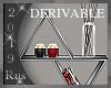 Rus: DERIV Wall Shelf