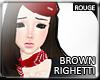  2' Righetti Brown