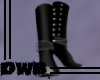 Warrior Spiked Boots