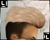 Blonde/Light brown hair
