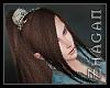 [Z] Ponytail marron V2