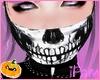 p. skull mask
