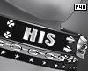 -P- His Collar M