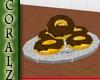 Chocolate Donuts w/ Sprk