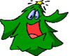 Laughing Tree Sticker