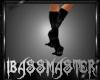 !BM! Black PVC Boots V5