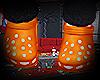 Orange Jauns