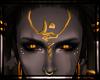 Iblis Djinn Forhead Gold