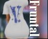 Vl  t-shirt dress