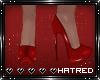 |H Lust | Red Heels