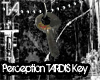 Perception TARDIS Key