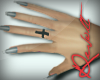 :R: Nails w| cross tat 3