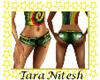 {T}Grn Shorts_Rasta Belt