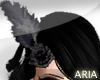 -A- Feather Hairband