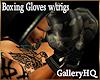 GHQ~ Tor~Boxer~Gloves M