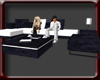 [Flexx] Black/White sofa