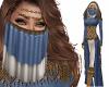 IreliaRae Veil Blue