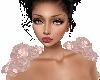 Pink Shoulder Roses