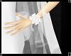 White Flower Wrist L