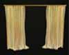 Aari Gold Glow Curtains