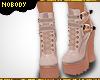 ! Powder Strap Boots