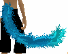 ~mkk~ ocean blue cattail