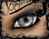 wet eyes