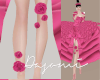 Ds | Leg Rose Pink