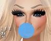 ! Blue Bubblegum