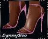 *Carly Pink Heels