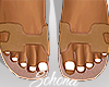 ṩOran Sandals Tan