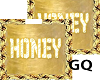 Plated Gold Name HONEY