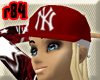 [r84] Red NY Cap3 BlondH