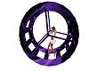 RD-Purple Water Wheel