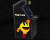 PACMAN ARCADE FLASH GAME