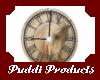 ani horse clock