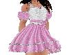 Pink Flat kids Dress