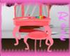 |R|Kids Makeup Table