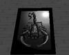 Greyscale Scorpion Frame