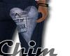 Dark Jeans e
