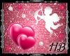 Valentine's Day confetti