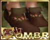 QMBR Flat Woven Shoes BG